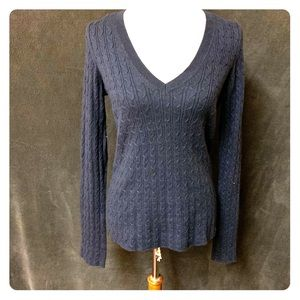 BOGO - Banana Republic Navy Knit Sweater